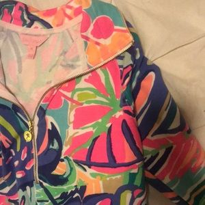 Lilly Pulitzer Popover in Exotic Gardens